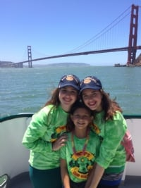 Camp Day 9 - Cruise on the bay