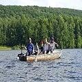 Men's Camping Trip