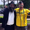 They Came for the World Cup and Stayed for Shabbat