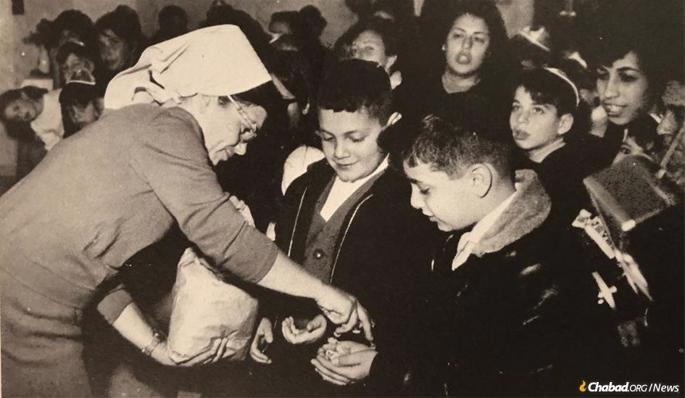 Shifra Marasow devoted her life to the welfare of war orphans and widows of fallen soldiers in Israel.