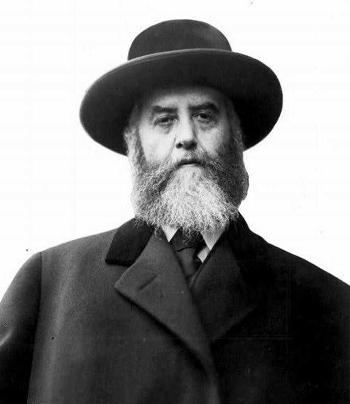 Rabbi Yosef Yitzchak Schneersohn, the Sixth Chabad Rebbe