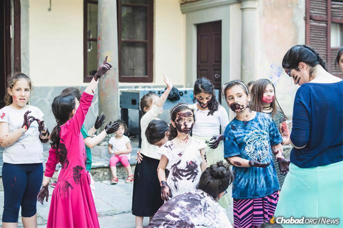 (Photo: Batsheva Helena Goldreich for Chabad.org)