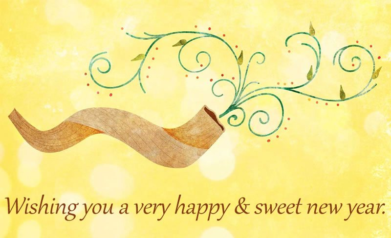 A Happy and Sweet New Year