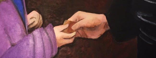 Yom Kippur: 'Ich Bet Lekach': Begging for Honey Cake