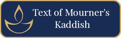 Kaddish Trainer