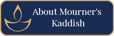 About Mourner's Kaddish