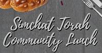 Simchas Torah Kiddush Sponsorship