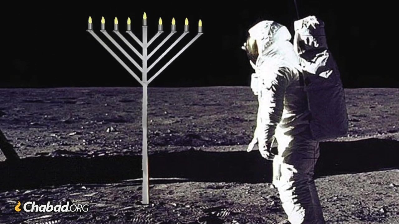 Chabad On Mars Pondering Jewish Life In Space An Artistic