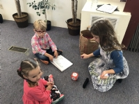 Chabad Hebrew School Lesson 4