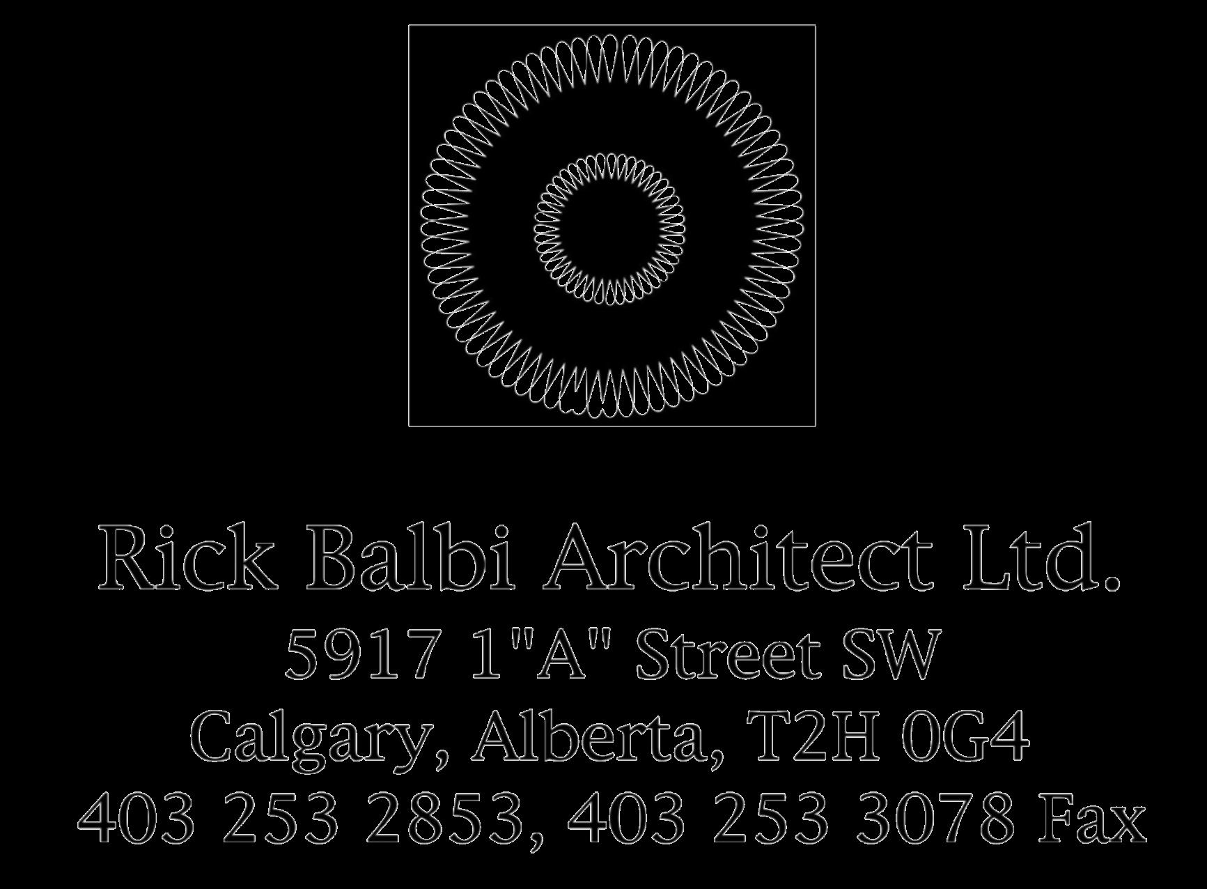 Rick Balbi Architect.png