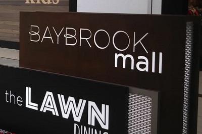 Baybrook - sign