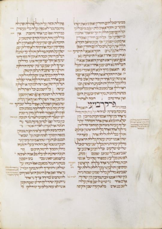 MS. Pococke 307 (fol. 217b) Mishneh Torah.png