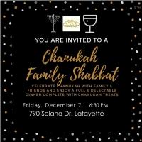 Chanukah Family Shabbat