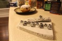 Build Your Own Granite Menorah