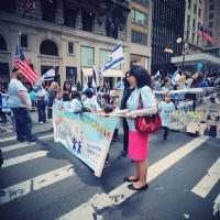 Sababa!!! Israeli Day Parade 2018