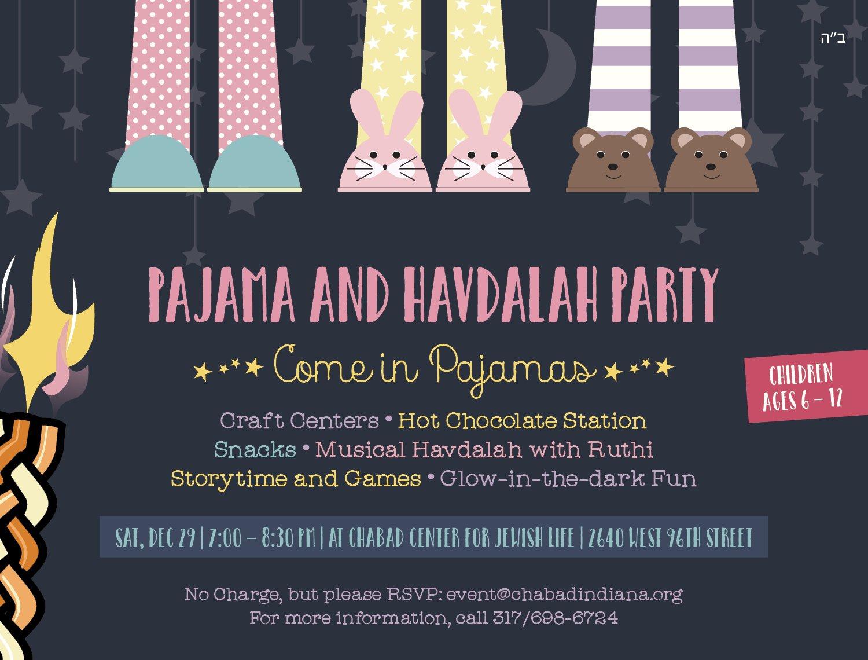 Pajama and Havdalah Party Grossbaum.jpg