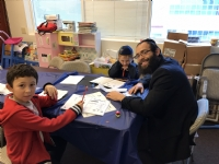 Hebrew School - Shabbat edition