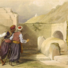 Como o Caixão de Yossef Foi Para Israel
