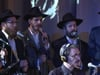 Singing Nigun Simcha