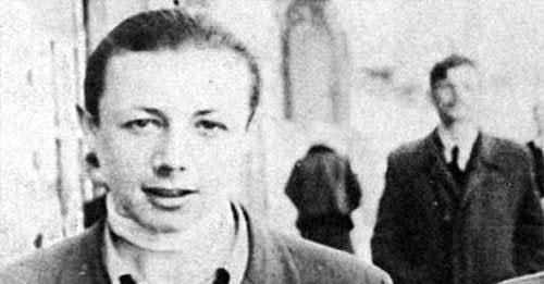 O falecido Simcha Rotem – <u>Foto</u>: Adrian Grycuk via Wikimedia Commons