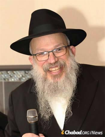 Rabbi Yonah Avtzon
