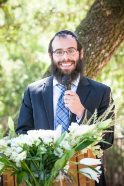 Rabbi's short inspirational video message