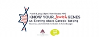 Know Your Jewish Genes: An evening about genetic testing