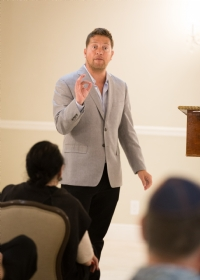 Lecture Series: Rosh Lowe