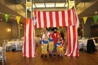 Purim at the Circus