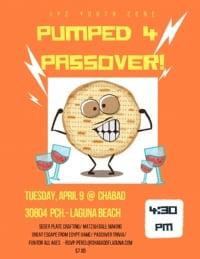 JYZ Pumped 4 Passover 2019