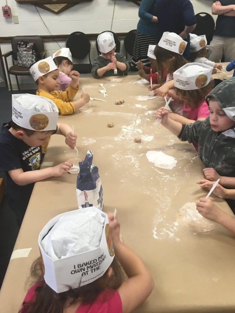 Model Matzah Bakery 2019