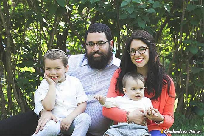 In New Orleans, Rabbi Leibel and Muska Lipskier will be offering seders, as well as kosher-for-Passover meal plans for their student community. They're expecting as many as 300 students at their seder, some of whom will bring their parents.