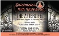 Shloimele's 12th Yahrtzeit