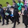 Mensagem do Rabino Goldstein de Poway sobre a força judaica para 800 jovens