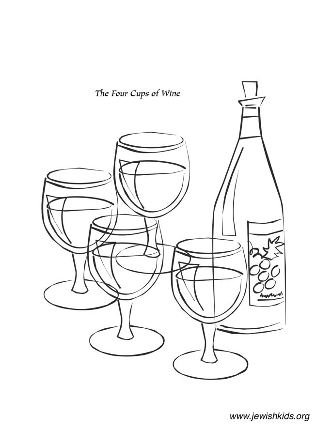 Passover Coloring Pages Coloring Pages Jewish Kids