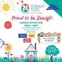 Torah Tots - Proud to be Jewish