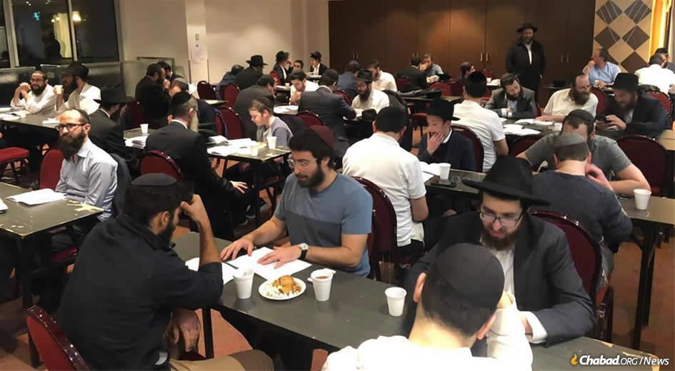 """In preparation for the 25th anniversary of the Rebbe's passing on 3 Tammuz, to be observed this year on Shabbat, July 6, Chassidic communities around the world are joining forces to allocate the study of the Rebbe's Chassidic discourses, known as """"maamorim."""""""