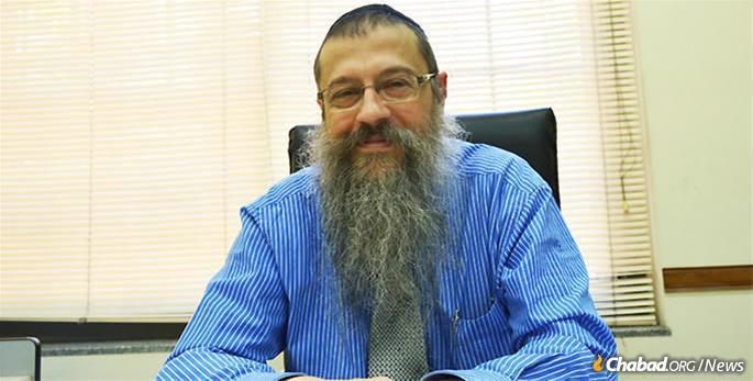 Rabbi Shlomo Tawil