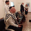 À margem da conferência, judeus rezam na única sinagoga do Golfo