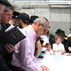 Gatherings Worldwide Mark the 25th Anniversary of the Rebbe's Passing