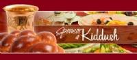 Kiddush Sponsorship