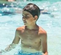 Summer 2019 - Swimming, Pump it Up