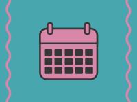 Hebrew School Calendar