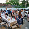 Jewish College Students Bond at Hundreds of 'Welcome Back' Dinners and Barbecues