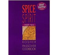 Spice and Spirit Kosher for Passover Cookbook