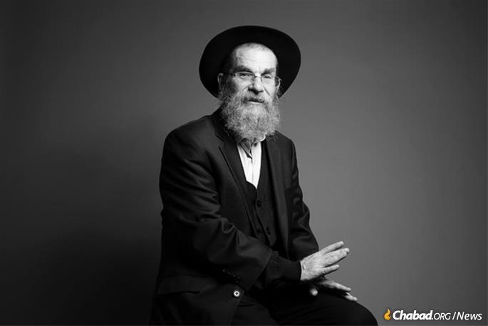 Rabbi Eliyahu Touger, SIE's editor in chief, is a prolific scholar and translator who, among other major works, spent 20 years translating Maimonidies' Mishneh Torah into English. Touger leads the translation team producing the new English Likkutei Sichot. (Photo: Marko Dashev)