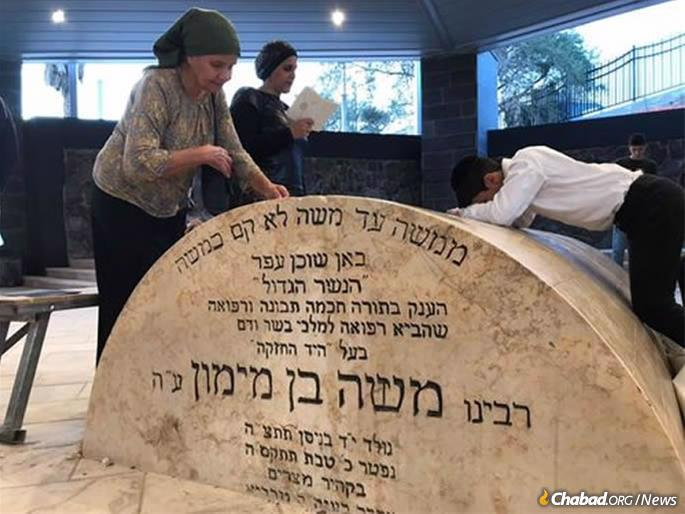 Tiberias is home to the resting places of many Jewish sages, including Maimonides.
