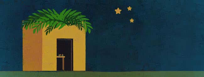"""Guest Columnists: Do You Love to """"Hate"""" Sukkot?"""