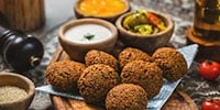 Israeli Falafel Night