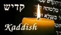 Kaddish Services